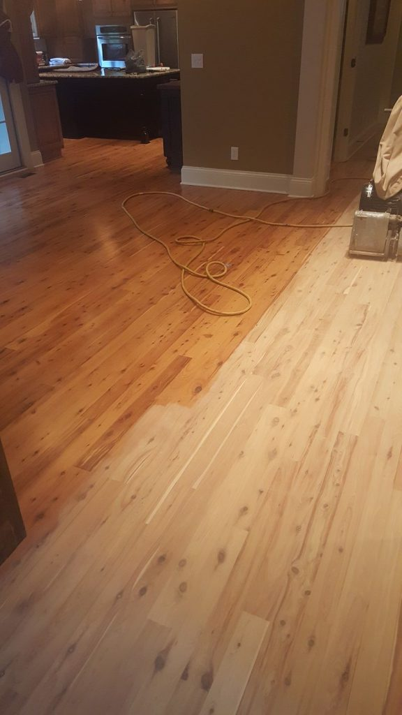 This Job Completed By Whitson S Hardwood Flooring For A Free Estimate Call 317